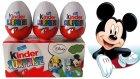 Kinder Sürpriz Yumurta Açma Mickey Mouse Oyuncakları