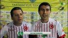 Selahiyespor-Yaprakspor/ Basın Toplantısı/İddaa Rakipbul Açılış Ligi 2015/SAMSUN