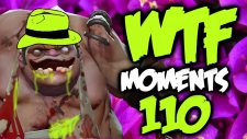 Dota 2 WTF Moments 110