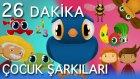 Mini Mini Bir Kuş Ve En Güzel Çizgi Film Çocuk Şarkıları - Edis İle Feris