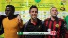 Pars SK vs Captanlar FC Basın Toplantısı Antalya iddaa RakipBul Ligi 2015 Açılış Sezonu