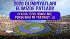 2020 olimpiyatları elimizde patladı!