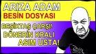Dönerci ASIM USTA - Beşiktaş Çarşı! Kara Kartal! Sokakta Komedi :)