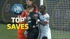 Fransa Ligi'nde 31. haftanın en güzel kurtarışları.