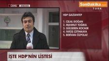 Hdp'nin Milletvekili Adayları