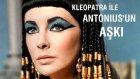 Kleopatra ile Antonius'un aşk plajı