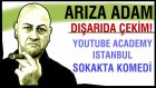 Academy Istanbul! Sokakta Komedi :) İnce Erkek Kaşı - Youtube Eğitimi :)