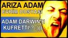 Adam Darwin'e küfretti!!? Evrim Karşıtları - Küfürlü Video - Maymunlar!