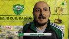 Bucagücü Basın Toplantısı İZMİR / iddaa Rakipbul 2015 Açılış Ligi