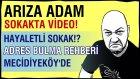 Mecidiyeköy'de Kayıp! Sokakta Komedi Küfür :))) Hayaletli Sokak!
