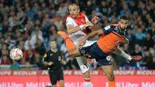 Monaco 0-0 Montpellier - Maç Özeti (7.4.2015)
