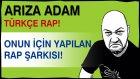 TK & Tektoo ARIZA ADAM ŞARKISI! türkçe rap! kral şarkı