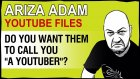 What is a Youtuber? To all Youtubers! Do not call be a Youtuber - Turkish Man
