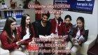 Ünlülerle Okuyorum Yusuf Güney Beyza Kolunsağ Mektebim Koleji Türkçe Bölümü