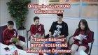 Ünlülerle okuYORUM OĞUZ BERKAY Beyza Kolunsağ Mektebim Koleji Türkçe Bölümü