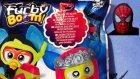Furby Boom Sürpriz Oyuncak Paketi Açma