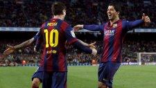 Barcelona 4-0 Almeria - Maç Özeti (8.4.2015)