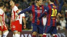Barcelona 4-0 Almeria (Maç Özeti)