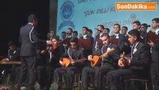 Polis Adaylarından Türkçe, Kürtçe ve Arapça Konser