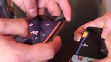İki Akıllı Telefonla Karşılıklı Oynanabilen Oyun (DUAL)