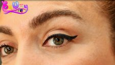 Kolay Eyeliner Sürme Teknikleri 1 - ByUmy MakeUp