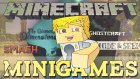 Minecraft: Mini Game (Smash) - Bölüm 35 - Gülme Krizleri :D