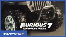 Hızlı ve Öfkeli 7 Parodisi (A Little Fast A Little Furious)
