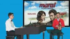 MARAL En Güzel Hikayem DİZİ JENERİK ŞARKISI Enstrümantal Fon Müzik TV8 Piyano Melodik Karaoke TV 8