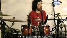 Volkan Öktem / Eylem Pelit Workshop -  5/4'lük Aksak Ritimler