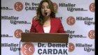 Dr. Demet Çardak Mhp'den Adaylığını Açıkladı