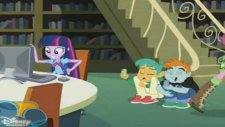My Little Pony Equestria Girls Türkçe Bölüm 4