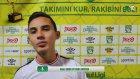 Akgöl City-FC Real Antalya macın röportajı / antalya /