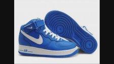 Nike Air Force Mavi