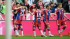 Bayern Münih 3-0 Frankfurt - Maç Özeti (11.4.2015)