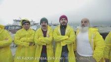 Karadeniz'li Balıkcılar'ın Survivor'a Cevabı...
