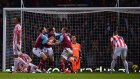 West Ham 1-1 Stoke City (11.4.2015)