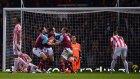 West Ham 1-1 Stoke City (11.4.2015)