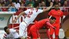 Sevilla 2-2 Barcelona - Maç Özeti (11.4.2015)