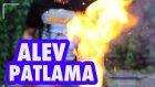 Alevli & Patlamalı 10 Deney (Evde Denemeyin)