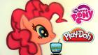Oyun Hamuru İle Mlp Pinkie Pie Yapımı