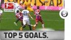 Almanya'da haftanın en güzel golleri