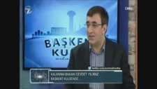 Kalkınma Bakanı Cevdet Yılmaz Kanal 7'de Başkent Kulusi Programına konuk oldu
