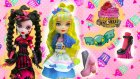 Monster High Sweet Screams Draculaura Ever After High Blondie Lockes Just Sweet Dolls Video Review