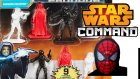 Star Wars Command Oyuncak Figürler Oyun Seti