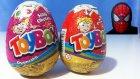 Toybox Sürpriz Yumurtalar Oyuncak Yumurta Açma Videoları