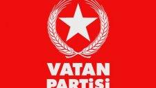 Vatan Partisi Seçim Şarkısı - Oğuzhan UĞUR
