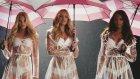Victoria's Secret Melekleri & Şemsiyeler