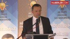 AK Parti Üsküdar İlçe Başkanı Halit Hızır Seçim Startını Verdi