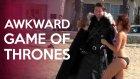 Jon Snow Gibi Giyinip Sokakta İnsanları Trolleyen Adam