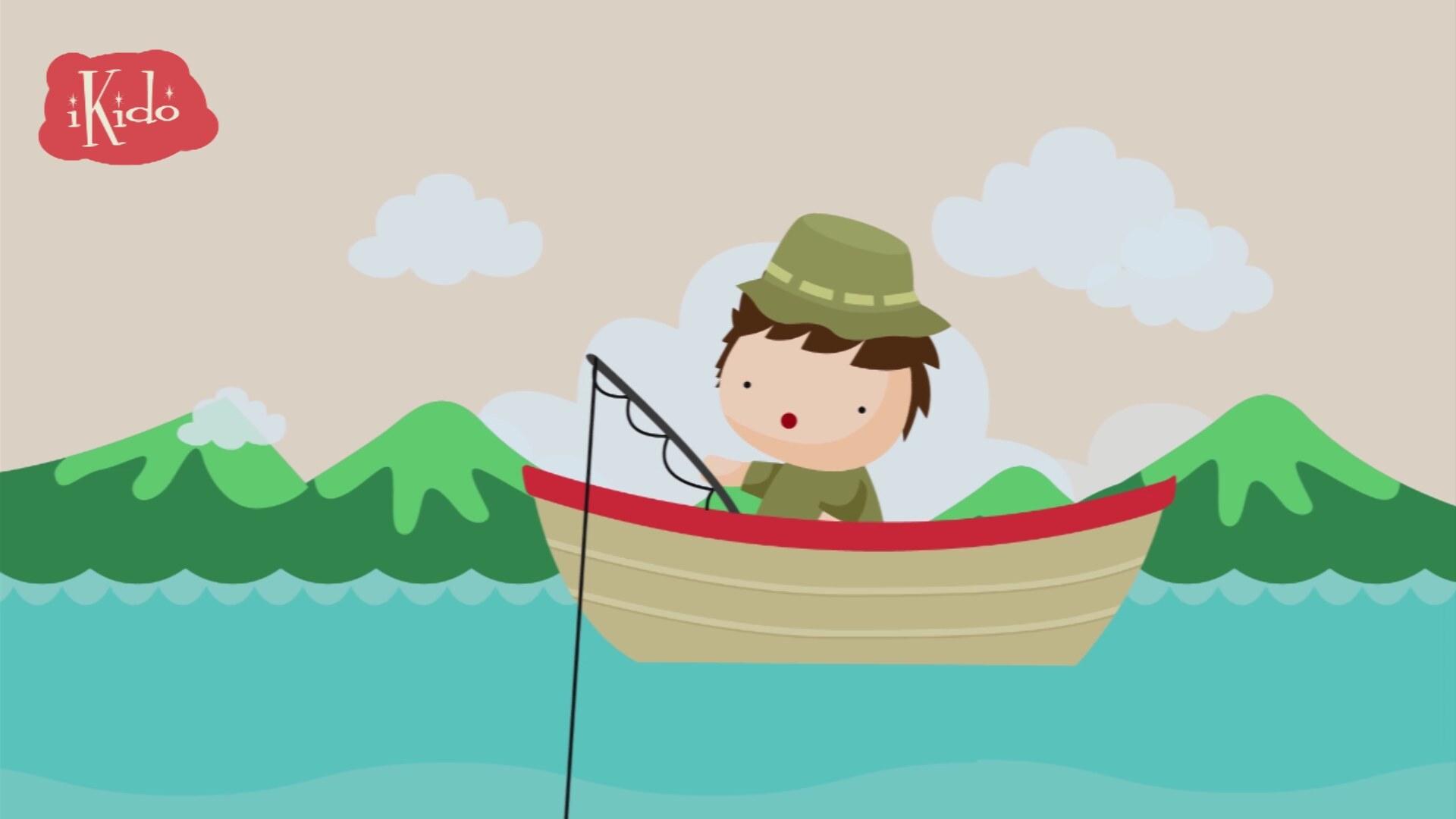 Kırmızı Balık Okul öncesi çocuk şarkısı Dinle Izlesenecom